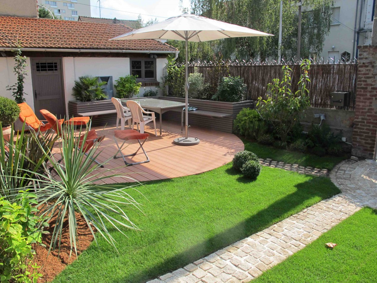 Cinq étapes pour aménager un jardin