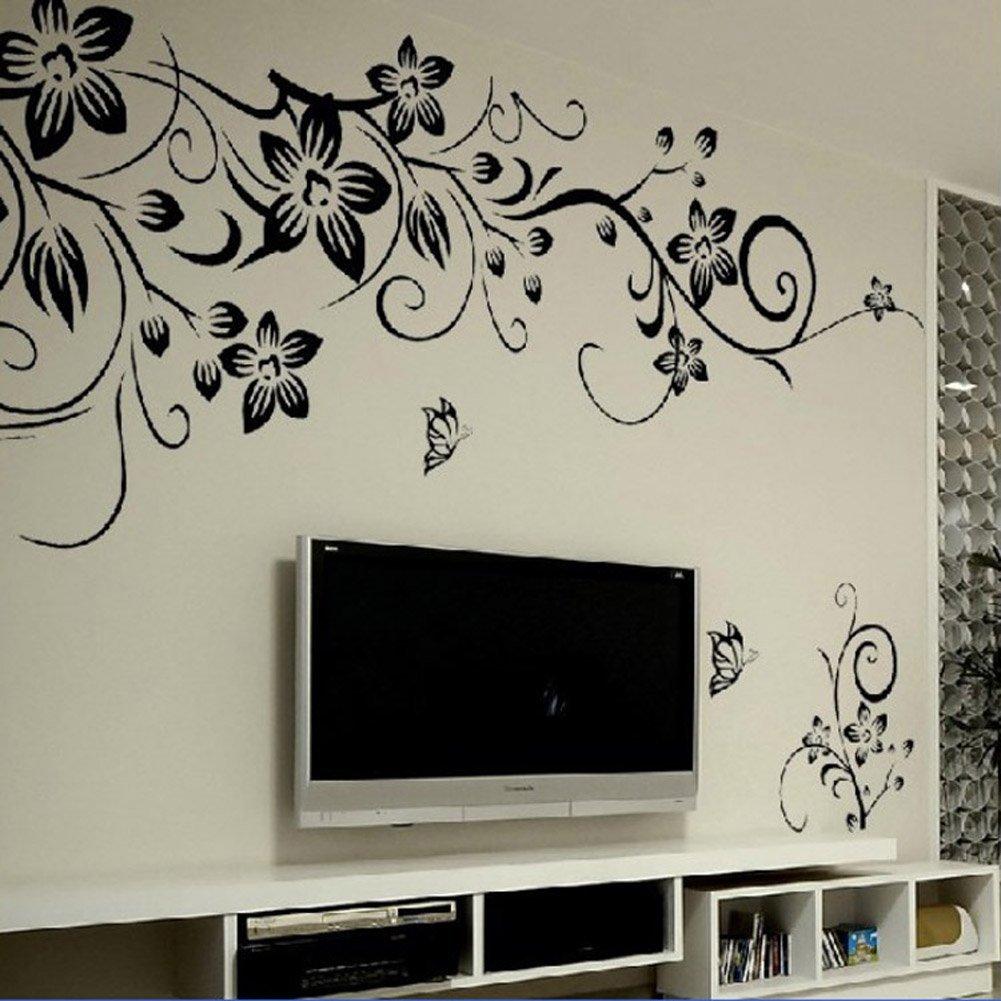 Quelques astuces pour décorer vos murs avec des stickers muraux