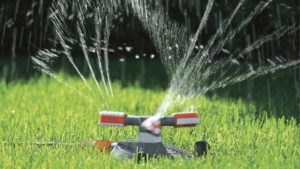 robinet spécifique pour l'arrosage