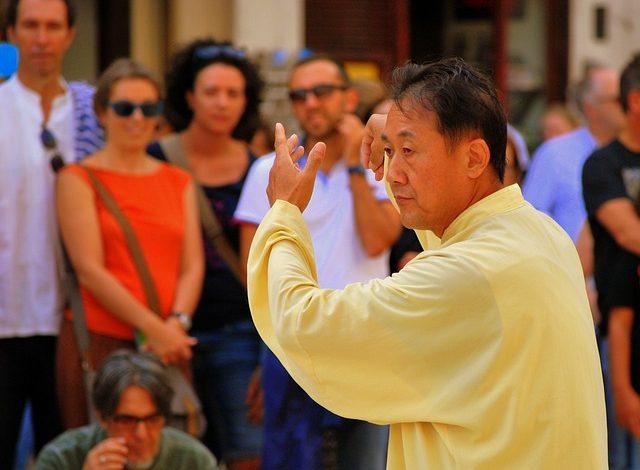 histoire du Tai Chi